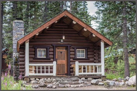 Picture of storm mountain lodge cabins for Banff national park cabin rentals