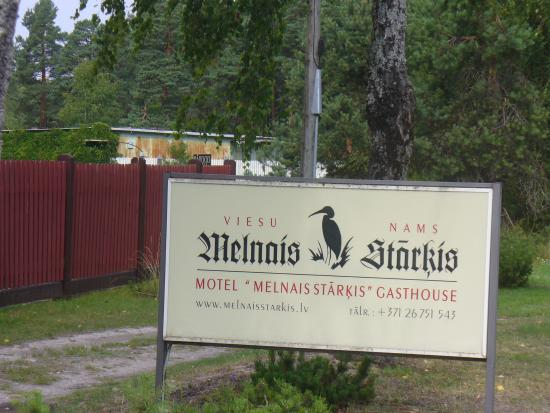Photo of Hotel Melnais Starkis Guesthouse Jurmala