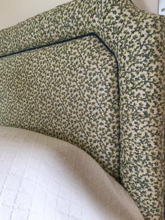 Chirnside, UK: Impeccable attention to decorating details
