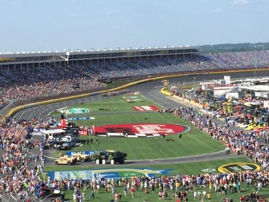 Coca cola 600 may 2015 picture of charlotte motor for Nascar ride along charlotte motor speedway