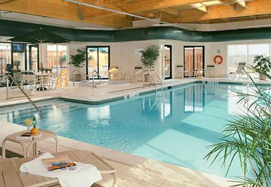 Indoor Pool Picture Of Courtyard By Marriott Toronto Airport Toronto Tripadvisor