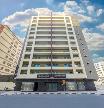 City stay prime hotel apartment dubai united arab for Best value hotels in dubai