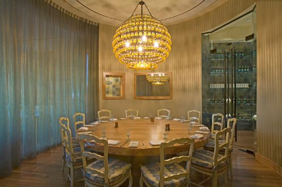 Private dining room picture of intercontinental boston - Private dining room boston ...