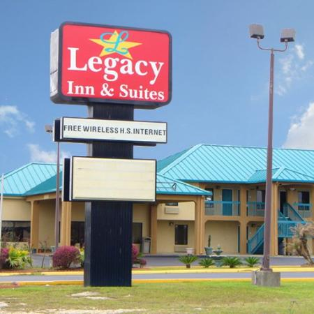 Photo of Legacy Inn & Suites Gulfport