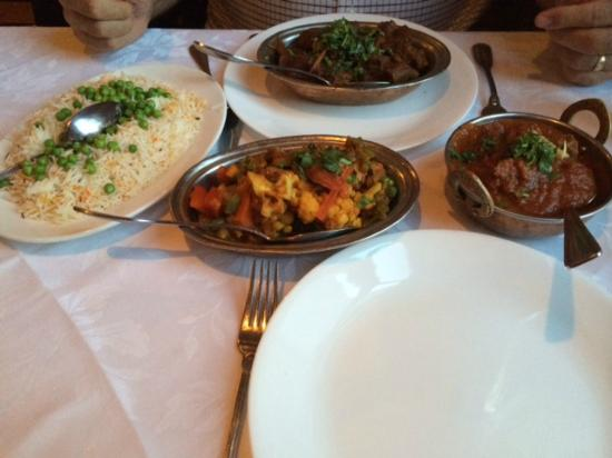 Picture of aroma fine indian cuisine toronto for Aroma cuisine of india