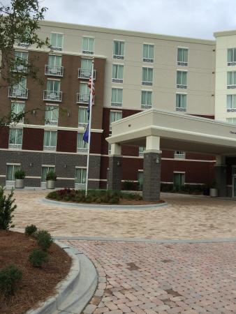 Hgi Charleston Mt Pleasant Picture Of Hilton Garden Inn Charleston Mt Pleasant Mount