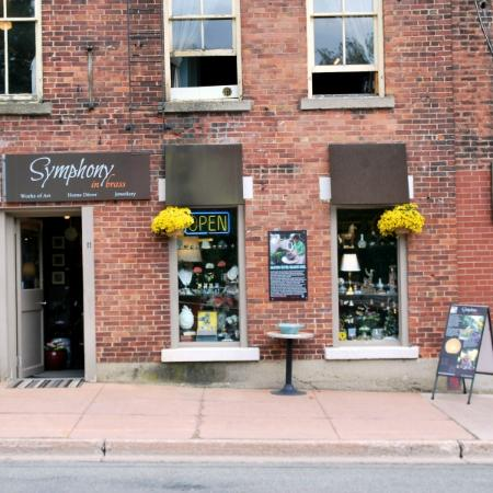 Store Front Picture Of Symphony In Brass Stratford Tripadvisor