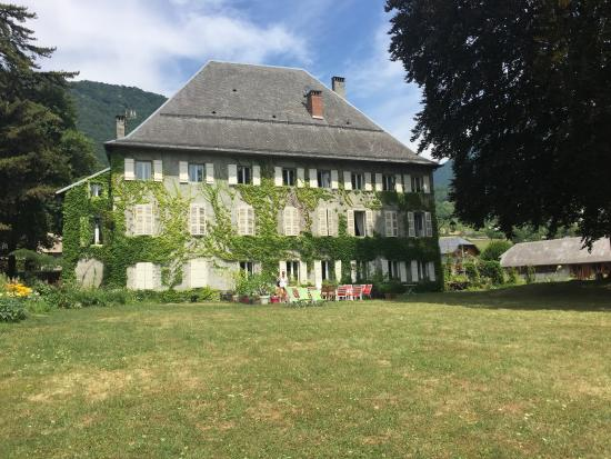 Saint-Pierre d Albigny, France: The Chateau is even more beautiful on the inside