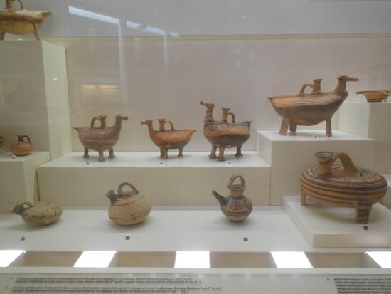 Pottery - Picture of Patras Archaeological Museum, Patras ...