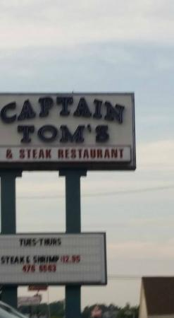 Captain Tom's Seafood