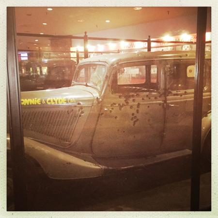 Bonnie And Clyde Car Picture Of Whiskey Pete 39 S Hotel Casino Primm Tripadvisor
