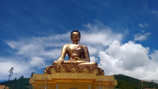 Kuensel Phodrang (Buddha Point)