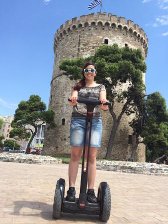 Thessaloniki Segway Tours