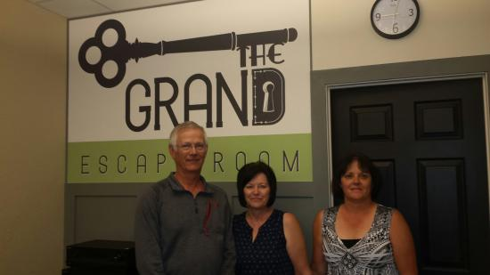 The Grand Escape Room