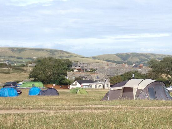 Acton Field Camping Site