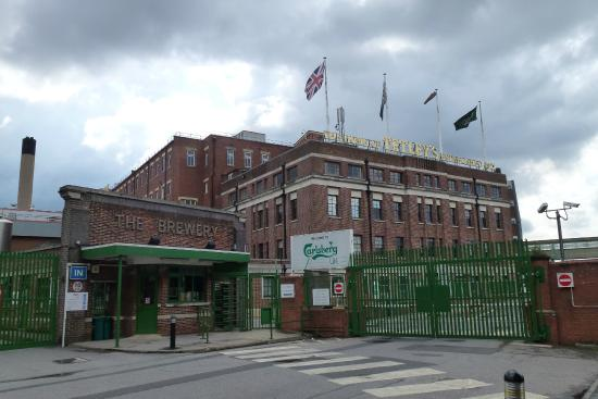 The Tetley Car Park Leeds