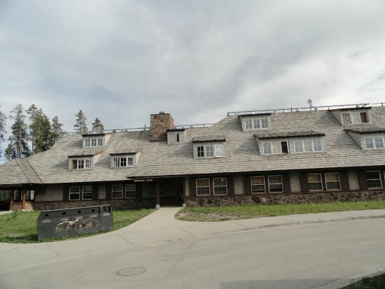 Photo of Dunraven Lodge Yellowstone National Park