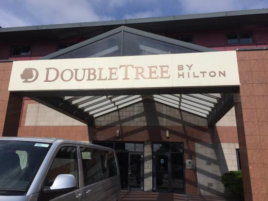 Picture of doubletree by hilton aberdeen city centre aberdeen tripadvisor for Hilton doubletree aberdeen swimming pool