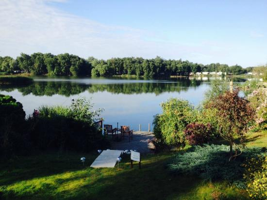 Our Lovely View Picture Of Tattershall Lakes Country