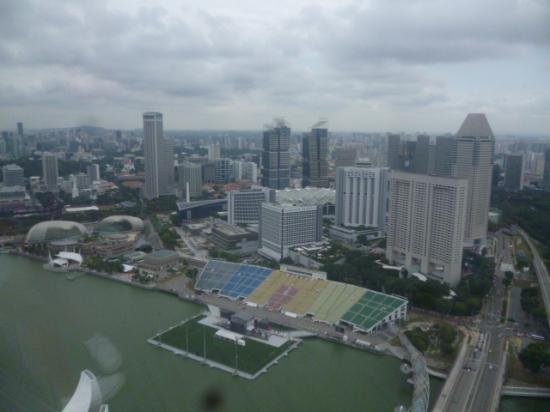 Picture Of Marina Bay Sands Skypark Singapore