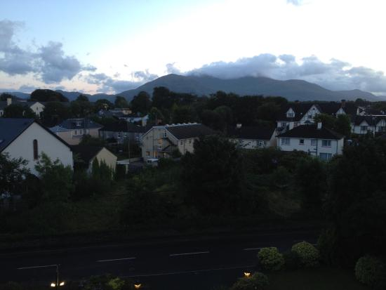 Woodlawn House Killarney: View from 3rd floor room