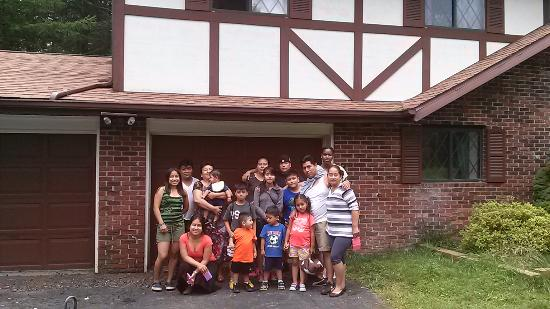 Long Pond, PA: Everyone in my Family!!