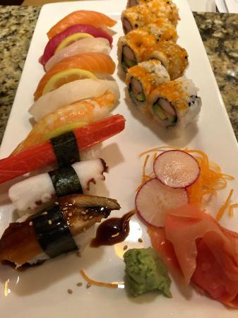 South Glastonbury, CT: Sushi Just for ME