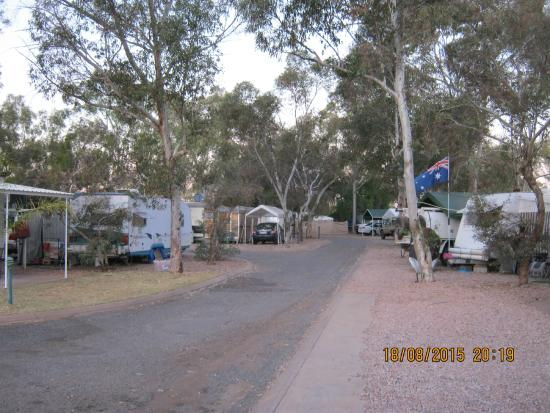 Photo of G'Day Mate Tourist Park Alice Springs