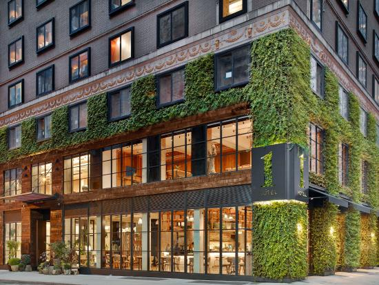 1 hotel central for Dog friendly hotels nyc