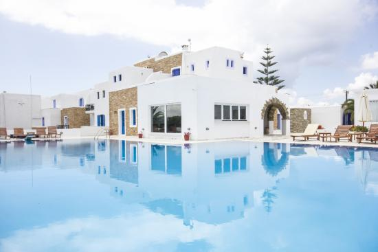 Naxos Holidays Bungalows Apartments