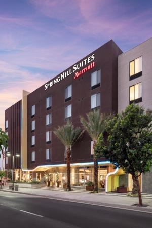SpringHill Suites Los Angeles Burbank/Downtown Photo