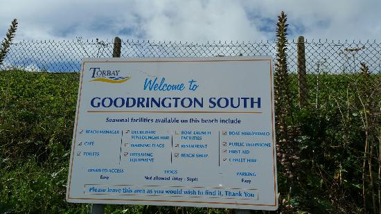 Пейнтон, UK: Goodrington Sands
