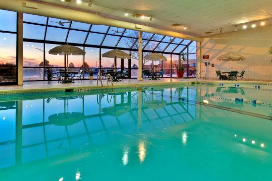 Indoor Heated Swimming Pool Picture Of Holiday Inn