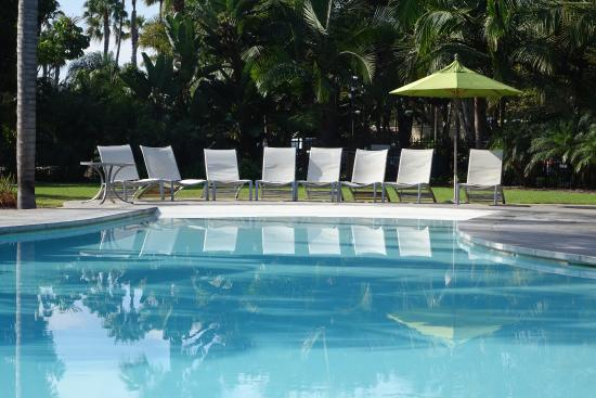 Paradise Point Resort & Spa: Lovely pool area