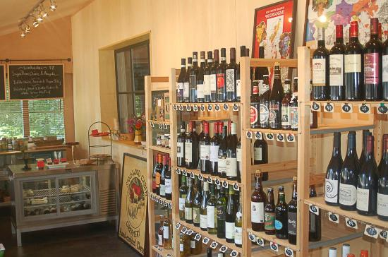 Jacksonville, Вермонт: Wine and Beer Selections