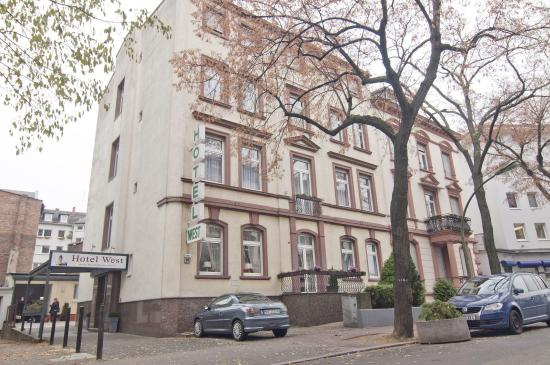 Photo of Hotel West an der Bockenheimer Warte Frankfurt