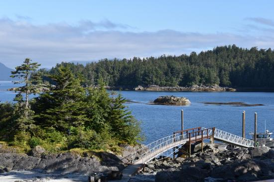 Island in paradise review of talon lodge spa sitka for Sitka alaska fishing lodges