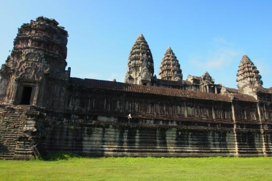 Angkor Wat アンコール・ワット - Picture of Angkor Wat, Si