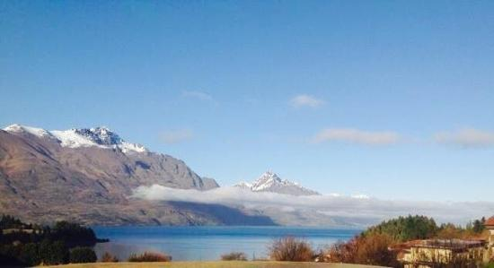 Queenstown Motel Apartments: Magnificent View