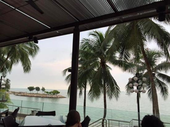 Nice View During Breakfast Picture Of Four Points By Sheraton Penang Tanjung Bungah Tripadvisor