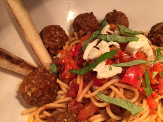 Frankie and Bennys Photo: F&B Meatballs