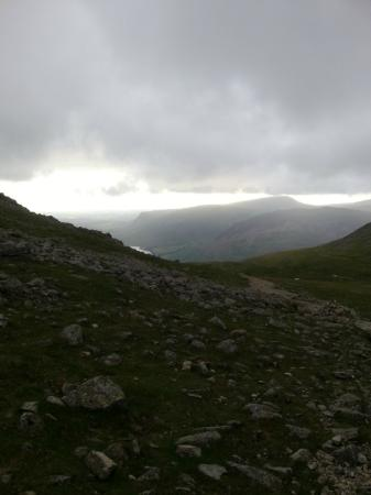 Scafell Pike Mountain