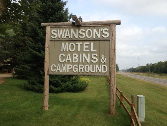 Solon Springs (WI) United States  city photos : ... of Swanson's Motel Cabins & Campground, Solon Springs TripAdvisor
