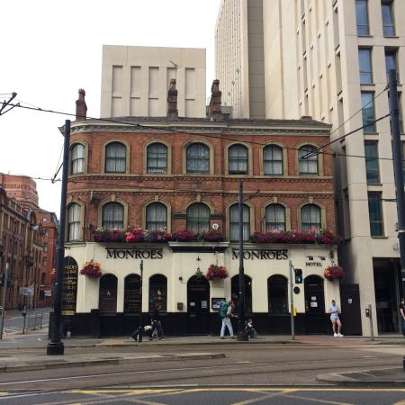 Photo of Monroes Hotel Manchester