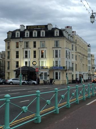 Picture of queens hotel brighton tripadvisor for Hotels in brighton with swimming pool