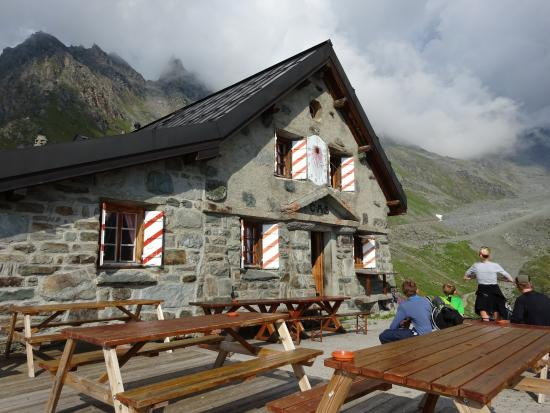 Photo of Cabane du Mont-Fort Verbier
