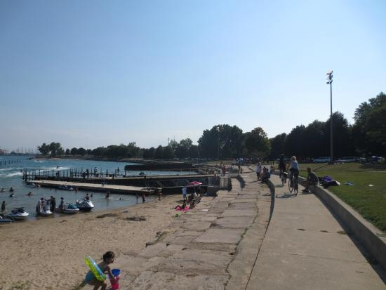 Download image Calumet Park Beach Chicago PC, Android, iPhone and iPad
