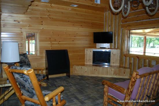 The Shack Bed Breakfast White Cloud