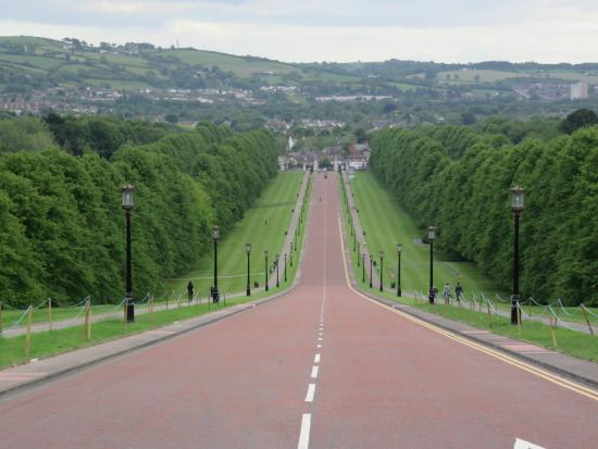 Stormont Estate And Parliament
