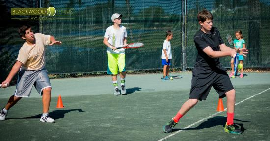 Blackwood Tennis at The Dunes Golf & Tennis Club